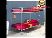 سرير حديد دورين للاطفال عصري وبسعر مناسب