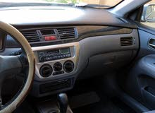 Grey Mitsubishi Lancer 2009 for sale