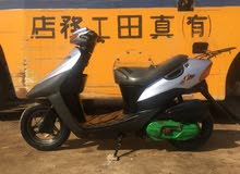 Buy a Used Suzuki motorbike made in 2019