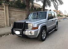 2007 Jeep in Baghdad