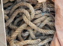 حبل سميك