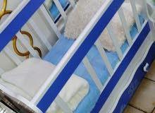 غرفه طفل جديده مامستعمله هواي السكن لامين الثانيه
