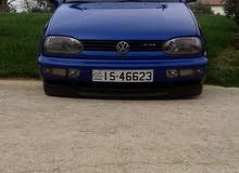 Manual Blue Volkswagen 1993 for sale