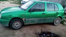 Volkswagen Fox 1998 For sale - Green color