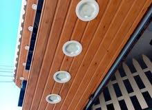 تركيب وتوريد جميع انواع القرميد والجاملونات الحديد والخشب وعزل الأسطح من الحرارة