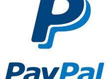 بطاقات بيبال باي بال PayPal gift card بيع و شراء رصيد فورتنايت ببجي + توصيل