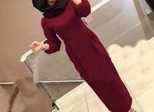 فستان بينصل تركي وبسعر مناسب