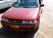 Used condition Nissan Sunny 1996 with 0 km mileage