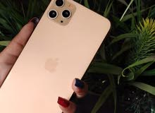 iPhone pro max 11  اصدار امريكي ضمان سنه