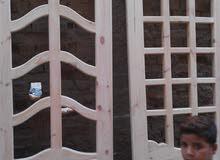 بواب الغرفه تبداء من 350 بسعر المصنع العربيه للبواب