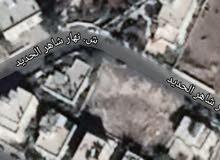 ارض تصلح لبناء فيلا أو إسكان حي راقي مساحه 500م