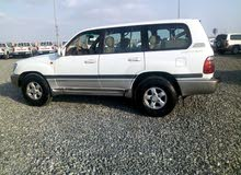 2001 Toyota Land Cruiser for sale in Abu Dhabi