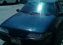 Gasoline Fuel/Power   Daewoo Espero 1995