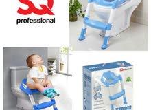 كرسي حمام  لتنظيف الاطفال