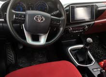 Toyota Hilux 2017 for sale in Abu Dhabi