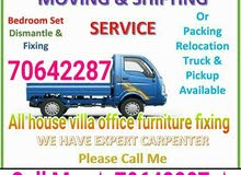 We do good price.      call me  70642287 .home, villa, office Moving / shifting.