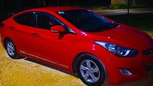 Red Hyundai Avante 2012 for sale