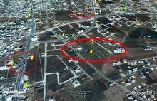 ارض خلف مستشفى الراهبات للبيع مساحة 591متر
