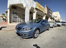 Gasoline Fuel/Power   Volkswagen CC 2014