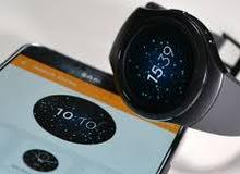 ساعة Samsung gear s2 يبدأ السوم 370 ريال