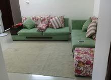 شقة مفروشة طابق اول في اربد شرق دوار العيادات للايجار