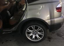 للبيع او البدل بسياره  اصغر BMW X3 2007  بحالة جيدة  جدا