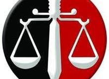 محامي مصري باحث عن عمل
