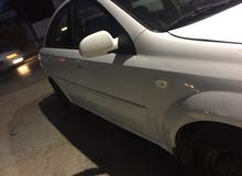 Chevrolet Optra 2008 For sale - White color