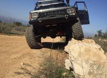 jeep cheroke offroad