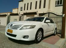 White Toyota Camry 2010 for sale