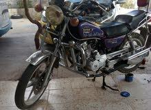 دراجه اباتشي 150 سي سي بحالة الوكاله