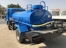 New water Tanker 650 Gallon 0km
