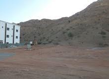 أرض سكنية للبيع في بوشر - فلج الشام 400 متر ثاني خط من الشارع الرئيسي