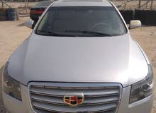 Automatic Grey Geely 2013 for sale