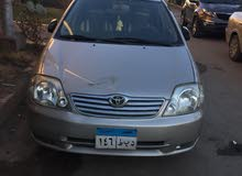 Toyota Corolla 2002 for sale in Cairo