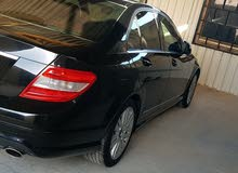 Black Mercedes Benz C 300 2010 for sale
