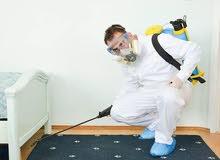 الوطنية لمكافحة الحشرات وتنظيف بالبخار بجدة