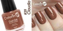 colorina nail lacquer fast dry awsome colors only 10 aed