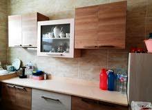 مطبخ اتش بي ال  2.5 متر جاهز 7 قطع بالدولاب  4500 جنيه