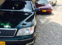 Used condition Lexus LS 1998 with 10,000 - 19,999 km mileage