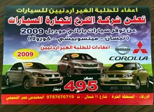 Nissan  2008 for sale in Zarqa
