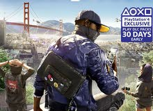 لعبة watch Dogs2 للبدل على لعبة كراش