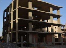 عمارة سكني بالتجمع الخامس الاندلس