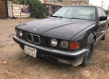 Gasoline Fuel/Power   BMW 735 1992