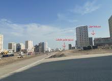 مكاتب للبيع في المعبيلة اول خط شارع مسقط مول شارع مسقط السريع
