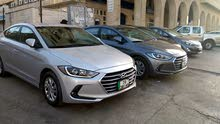 Hyundai Avante car is available for a Day rent