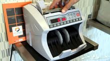 عدادة نقود FIN-3100 صناعة كورية ضمان سنتين