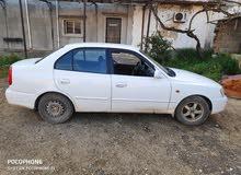 Hyundai Accent 2002 For sale - White color