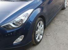 Renting Hyundai cars, Avante 2012 for rent in Zarqa city