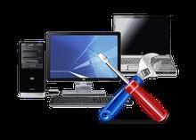 تصليح جميع اجهزة الكمبيوتر و اللابتوب